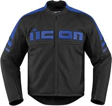 icon motorhead 2 leather jacket blue 28102837