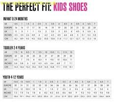 Nike Boys Shoes Size Chart Nike Boys Shoes 2016