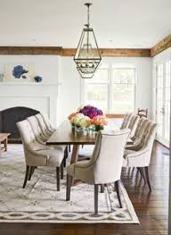 in the bright dining room of alec and hilaria baldwin s east hton home beige restoration