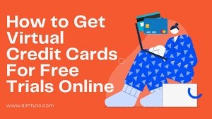 Its use doesn't include making transaction rather it is used more for creating trail account, verification and also while testing system performance. How To Get Unlimited Free Virtual Credit Cards For Free Trials Aim Tutorials