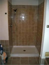 diy shower stall tile shower gig harbor bathroom tile shower installation photo gallery from completed tile