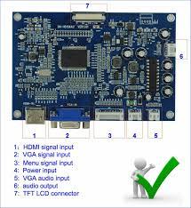 8 inch digital 40 pin lcd connector hdmi view 40 pin lcd 8 inch digital 40 pin lcd connector hdmi