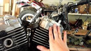 honda vtc shadow aero v twin engine removed 1983 honda vt750c shadow aero v twin engine removed