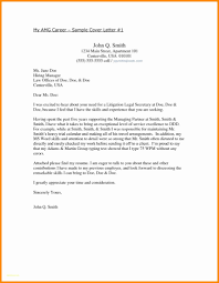 Resume Cover Letter Lawyer Unique Lawyer Resume Sample Resume
