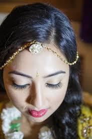 copy of indian wedding makeup and hair