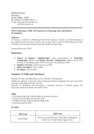 What To Put Under Objective On A Resume resume Career Objective Resume 76