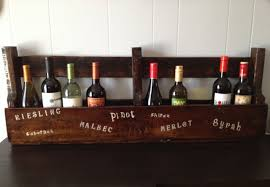 Kitchen Cabinet Wine Racks Decorating Best Interior Decor Using Pallet Wine Rack For Your