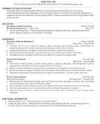 Sample Senior Accountant Resume Accountant Resumes Samples