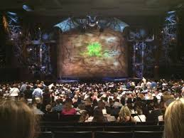 Gershwin Theatre Seating Chart View Gershwin Theatre Section Orchestra C Row X Seat 108