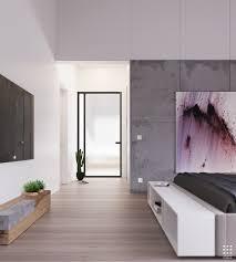 Home Designs: Unique Concrete Wall Panels - Industrial Home
