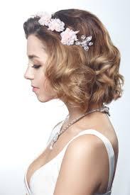ショートヘアーの花嫁必見ショートヘアに似合うオススメ髪型10選