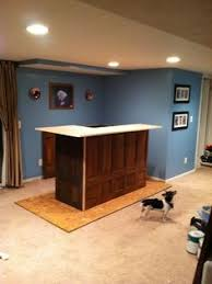 roxanne recycles how to build a home bar on budget ideas pinterest budgeting and basements basement bar i1 basement