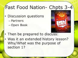 essay persuasive based on values or humor ppt video online 2 fast food nation