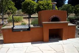 Coal Fired Pizza Oven Design No Gas Here Charcoal Bbq And Wood Fired Pizza Oven Built