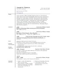 Download Free Resume Templates For Microsoft Word Free Functional