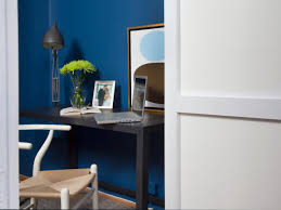 8 smart ideas for a stylish and organized home office hgtv s