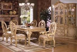 Dining Room Sets For Macintosh Trestle Style Dining Set With