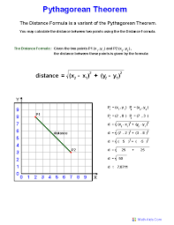 Pythagorean Theorem Definition Worksheets | Math Worksheets ...