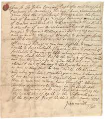 the battles of lexington and concord the gilder lehrman transcript
