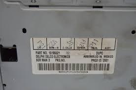 Used 2003 Chevrolet Trailblazer Interior Parts for Sale