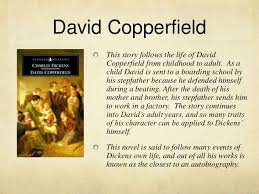 charles dickens david copperfield<br
