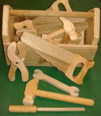 wooden tool box toy. introduction: kids wooden tool set updated new box toy
