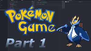 Let's Make an Online Pokemon Game in JavaScript 1 - Setting Up - YouTube