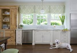 curtains for kitchen window above sink colors