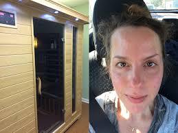left a sauna right anne roderique jones