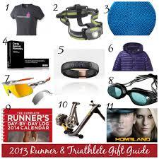 2016 runner triathlete holiday gift guide