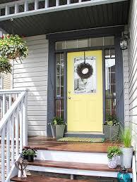 front door curb appeal495 best Fun Front Doors images on Pinterest  Home Front door