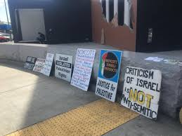 Protest On Campus Calls For Peace In Palestine The Orion