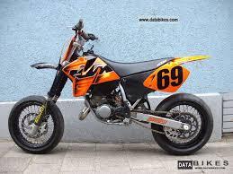 ktm sx 125 supermoto idea de imagen de motocicleta