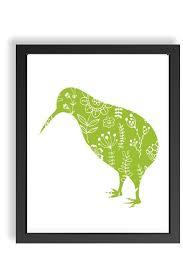 kiwi bird art print nursery bird print green kiwi bird print bird wall on baby boy wall art nz with kiwi bird art print nursery bird print green kiwi bird print bird