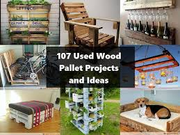 diy wood pallet projects 18 brilliant wood pallet projects and ideas