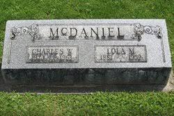 Charles Wesley McDaniel (1873-1963) - Find A Grave Memorial