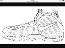 Comfortable jordan coloring page gallery. 49 Splendi Jordan Shoes Coloring Pages Axialentertainment