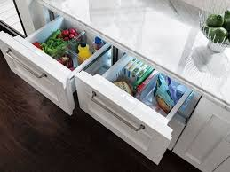 refrigerator drawers. sub-zero and wolf appliances. fridge drawerscupboard refrigerator drawers e