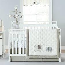 gray elephant crib bedding gray elephant crib bedding epic crib mattress size on crib wedge blue