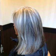 master hair colorist anne marie barros on the trend to embrace gray hair and the beauty of cool tones
