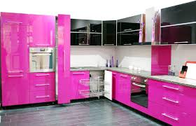 kitchen modern pink kitchen old fashioned fireplace built in oven and microwave metal frame bar