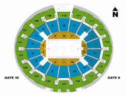 Indiana Basketball Seating Chart Purcell Pavilion Seating Notre Dame Fighting Irish