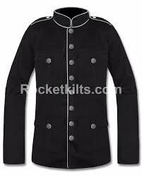 mens military style pea coat mens military peacoat sterlingwear peacoat