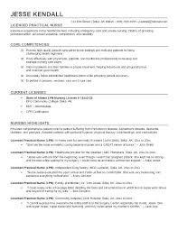 Nurse Resume Example Impressive Nursing Resume Objectives For Entry Level Resumes New Graduate Nurse