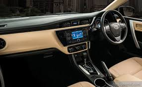 toyota corolla 2018 model. hover effect toyota corolla xli 2018 dash interior model