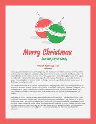 Holiday Newsletter Template Free Holiday Newsletter Templates Examples Newsletter Template 24 2