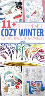Get These 11 Free Printable Winter