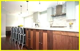 contemporary pendant lights for kitchen island over counter how high above should hang glass round pendants