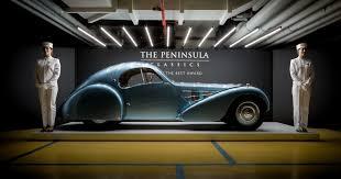 The type 57 sc atlantic is a design manifesto of jean bugatti. 40 Million Bugatti Type 57 Sc Atlantic Wins Peninsula Classics Best Of The Best Award