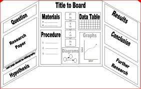 Science Fair Board Labels Printable Hd Wallpapers Home Design